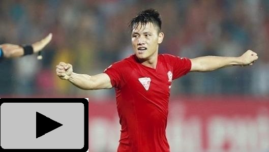 Video: Top 5 siêu phẩm vòng 19 V-League 2018