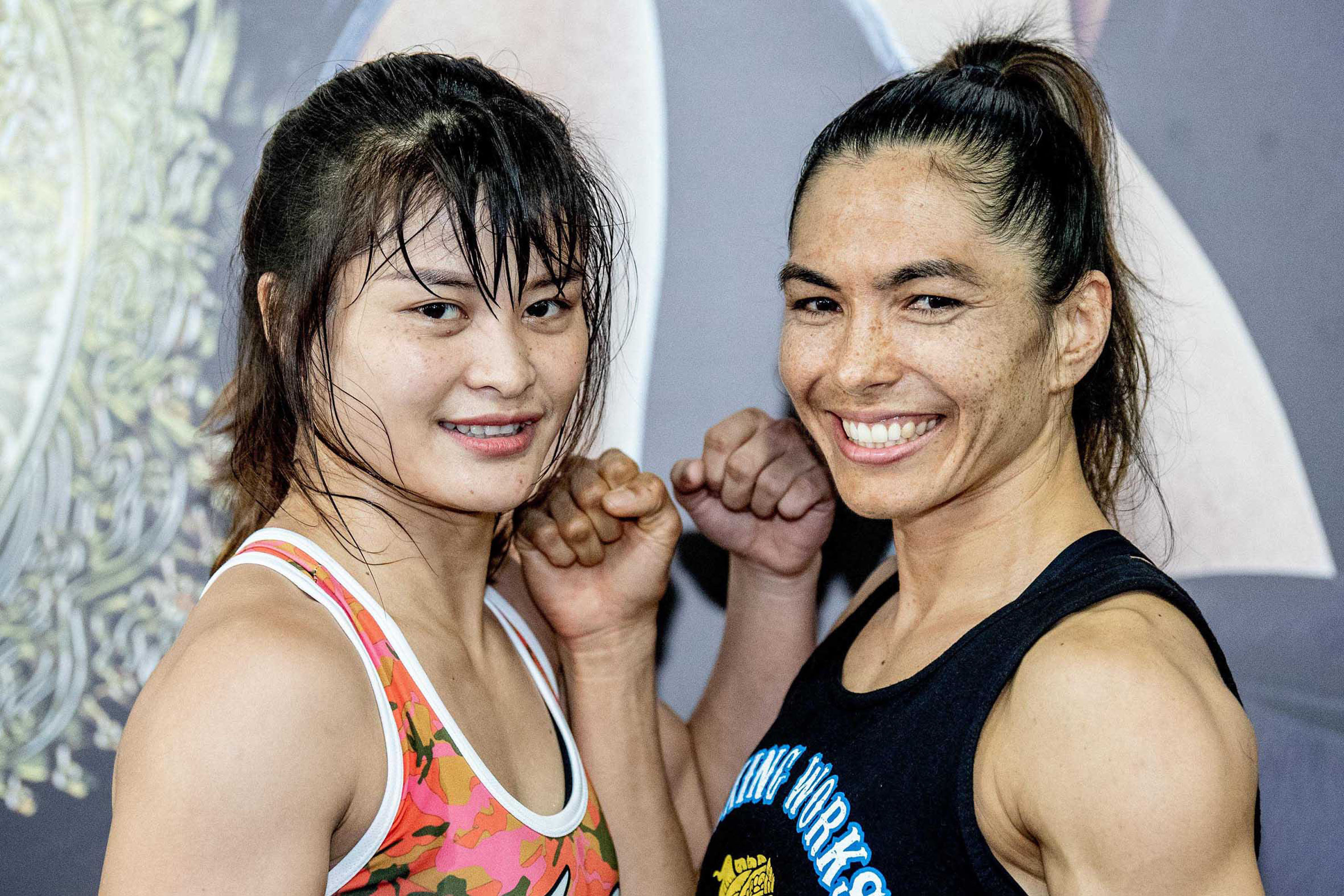ONE Championship tổ chức sự kiện OPEN WORKOUT và FACE-OFF