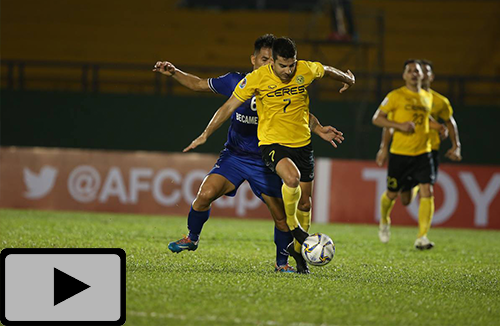 Highlight: Becamex Binh Duong & Ceres Negros (AFC Cup 2019)