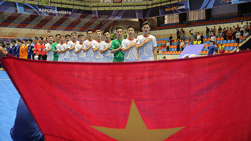 Gặp Indonesia là thách thức lớn cho U20 futsal Việt Nam