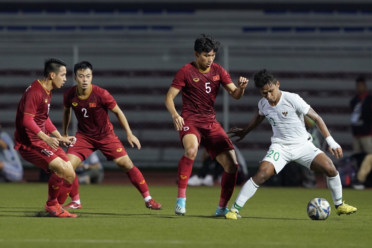 Video Highlights SEA Games 30: U22 Việt Nam 4-0 U22 Campuchia